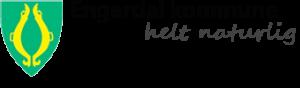 Engerdal kommune logo til nettside m slagord